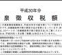 平成30年の源泉徴収から「源泉控除対象配偶者」のみが扶養親族等の対象に